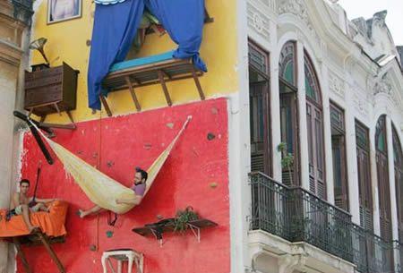 Dois artistas brasileiros