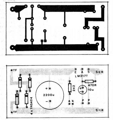 placa de circuito impresso fonte ajustavel power suply pinterestplaca de circuito impresso fonte ajustavel