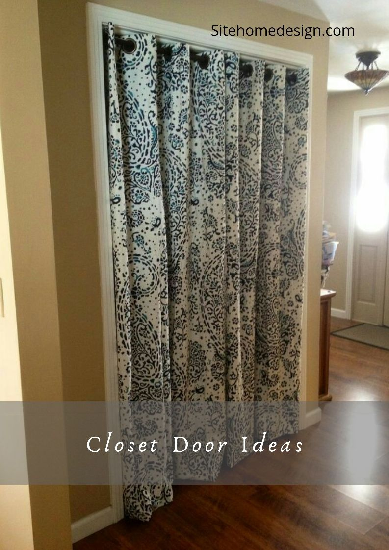 Leading 30 Closet Door Ideas To Try To Make Your Bed Room Tidy And
