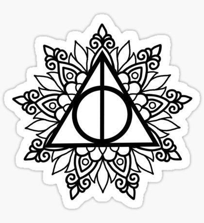 Harry Potter Stickers Harry Potter Stickers Harry Potter Tattoos Harry Potter Drawings