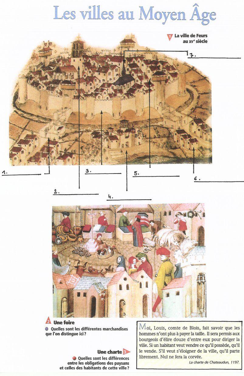 Super château moyen age légendes |  une foire chateau fiche plan d un  AZ66