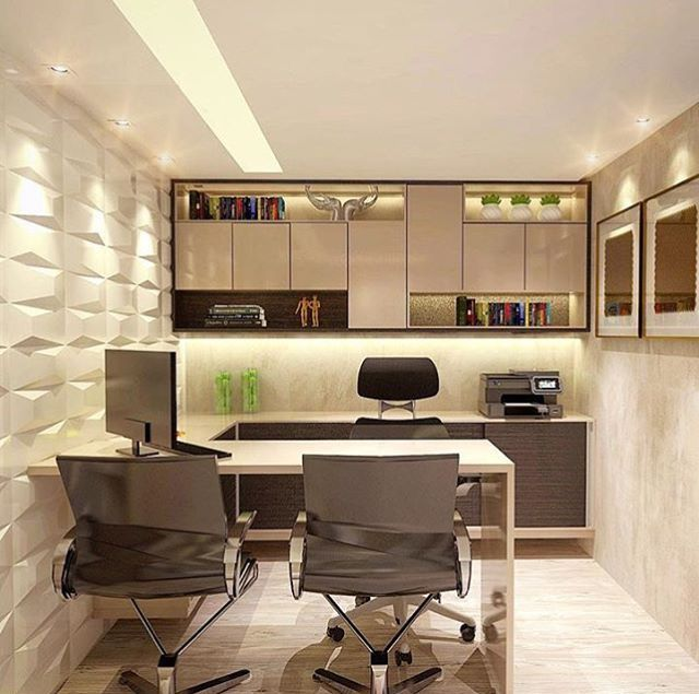 Escritorio office cabin design law medical also pin by interno   akansha on space interiors rh pinterest