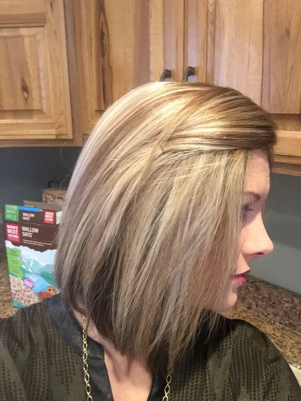 12++ Dark brown hair with blonde undertones trends