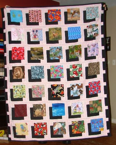 Favorite Things I Spy Quilt Panel Quilts Colorful Quilts