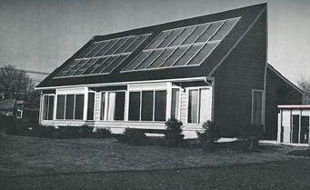 The Solar One House Solar Roof Solar Panel Solar Panels
