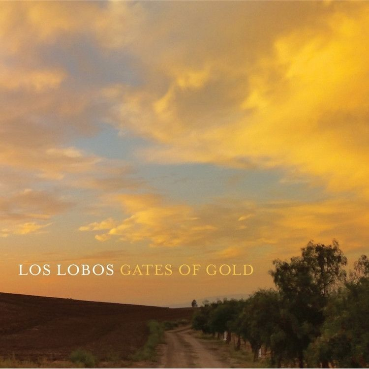 Los Lobos - Gates Of Gold on LP