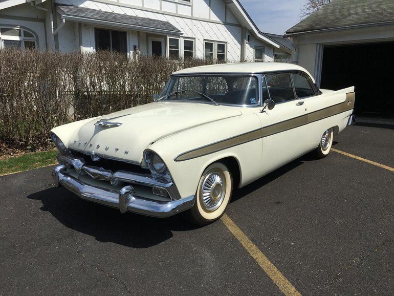 1956 Plymouth Fury For Sale Plymouth Fury Plymouth Plymouth Cars