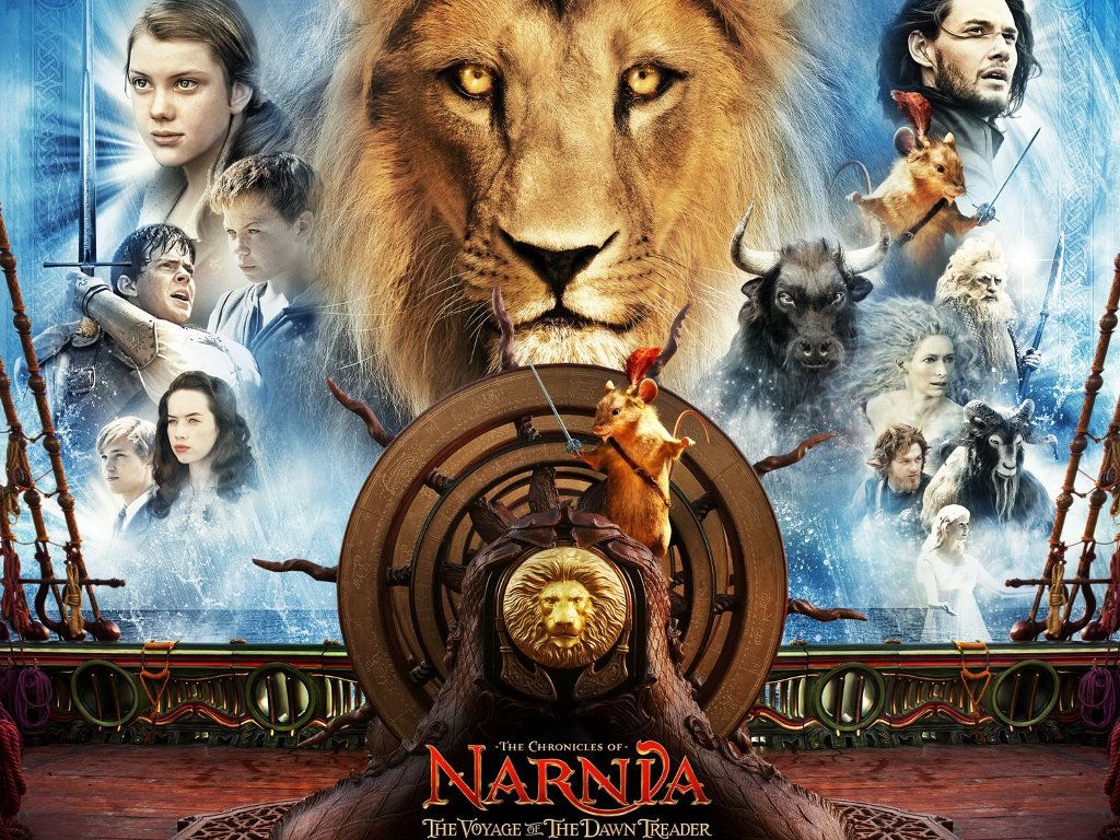 The Chronicles Of Narnia The Voyage Of The Dawn Treader Chronicles Of Narnia Narnia Narnia 3