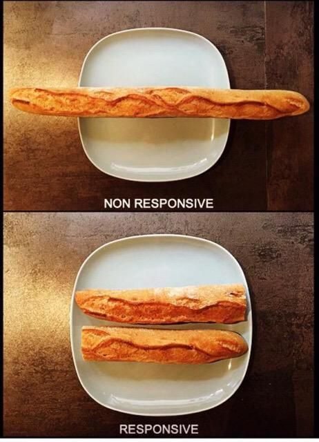 Well explained. #responsivedesign