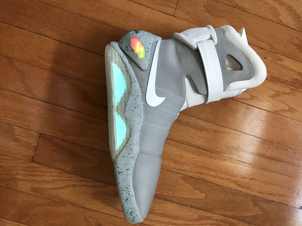 An OG Nike Mag Used in Back to the Future Just Sold for ... |Nike Mag Outfit