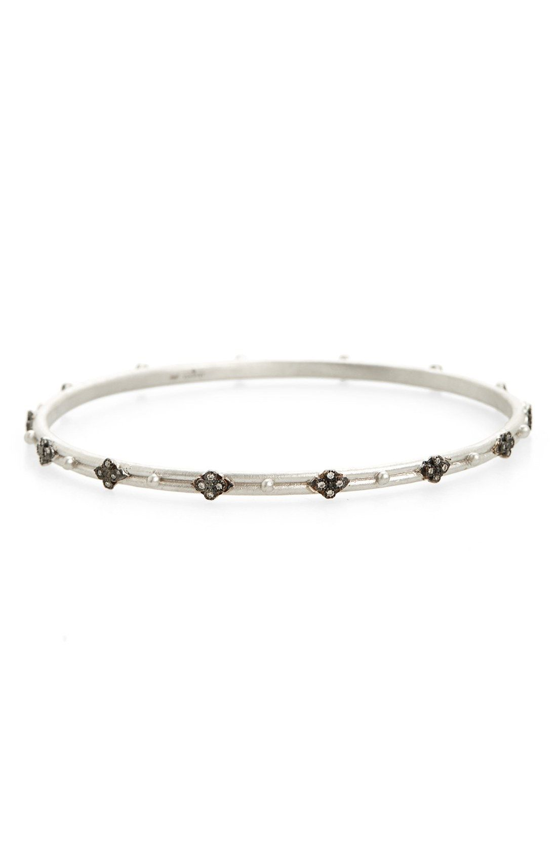 Armenta New World Sapphire & Diamond Bangle lI8lnXaw