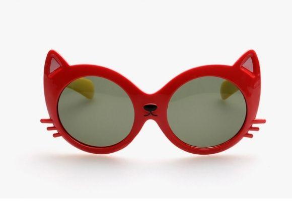 Lunettes de soleil yeux de chat pour enfants   KsW   Chat, Enfant ... db0187ab1525