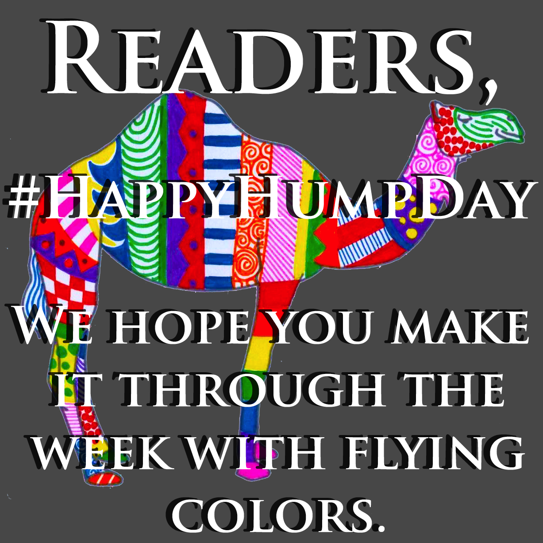 #Happyhumpday