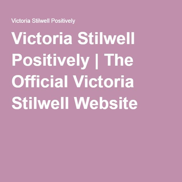 Victoria Stilwell Positively The Official Victoria Stilwell