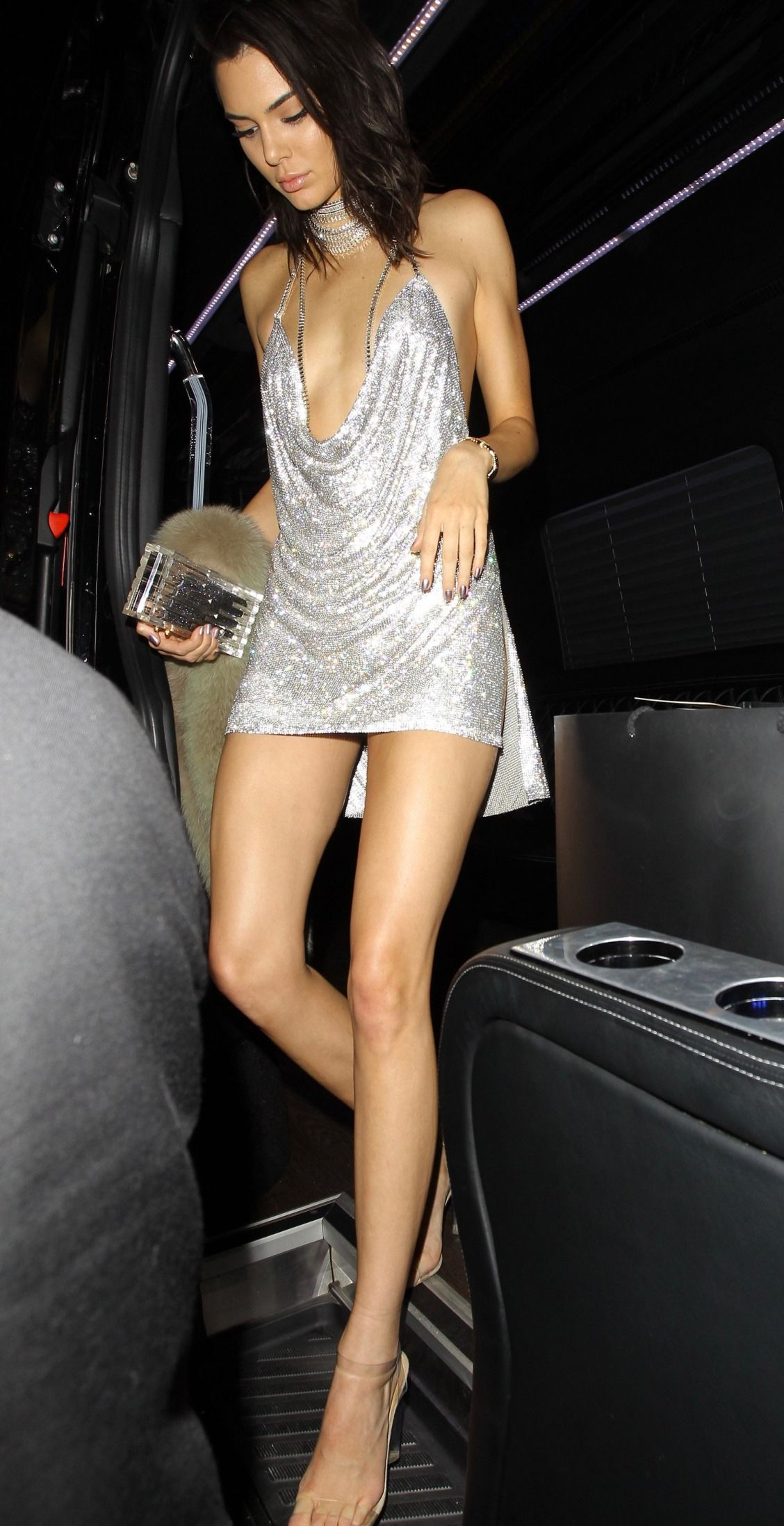 Kendall Jenner S 21st Birthday Dress By Labourjoisie