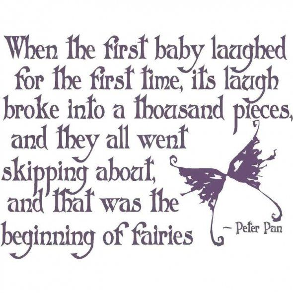 Love Quotes About Life: Peter Pan Quotes - Google Search