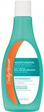 Sally Hansen Moisturizing Nail Polish Remover 8 oz