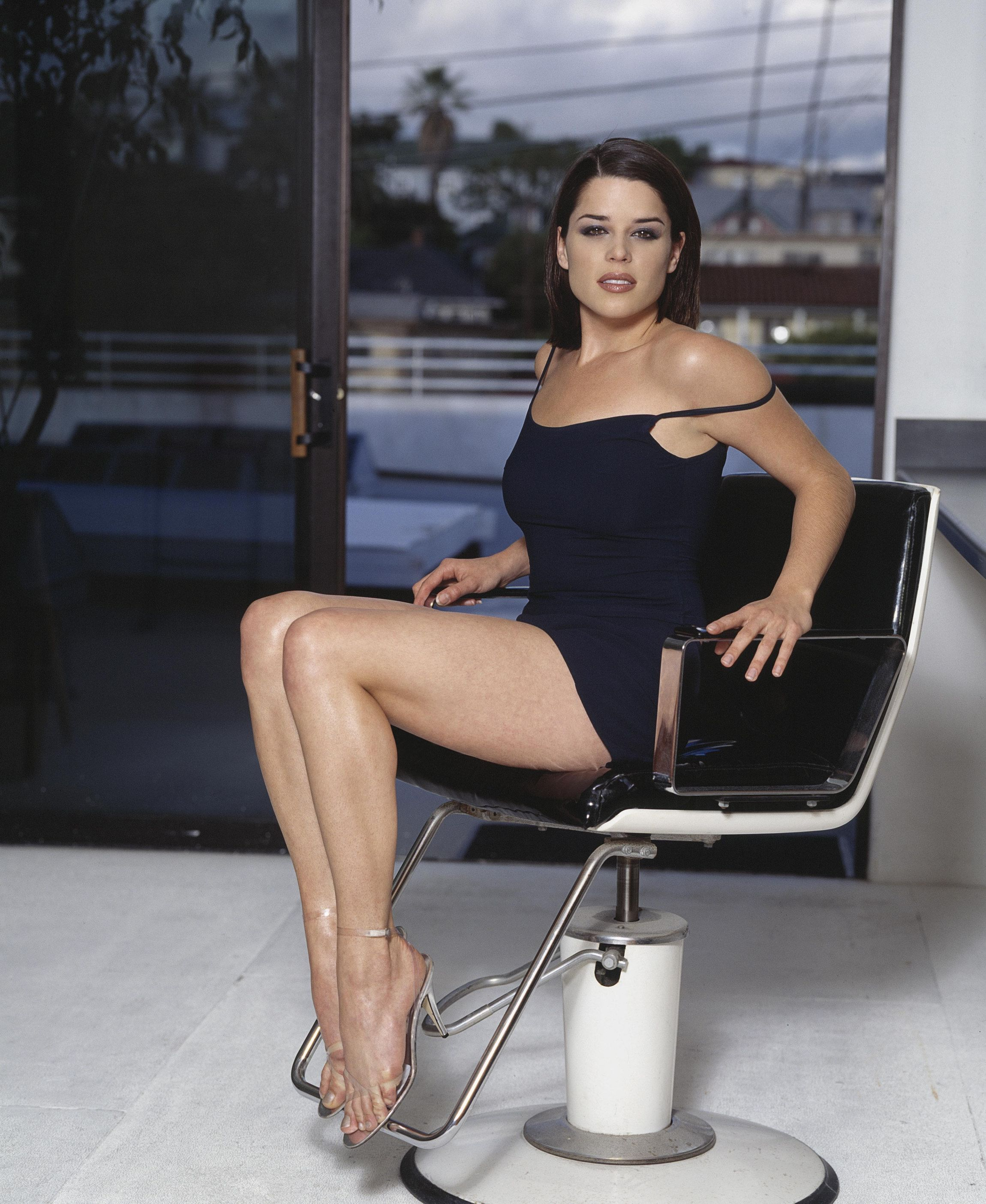 Neve campbell hat job naked nude