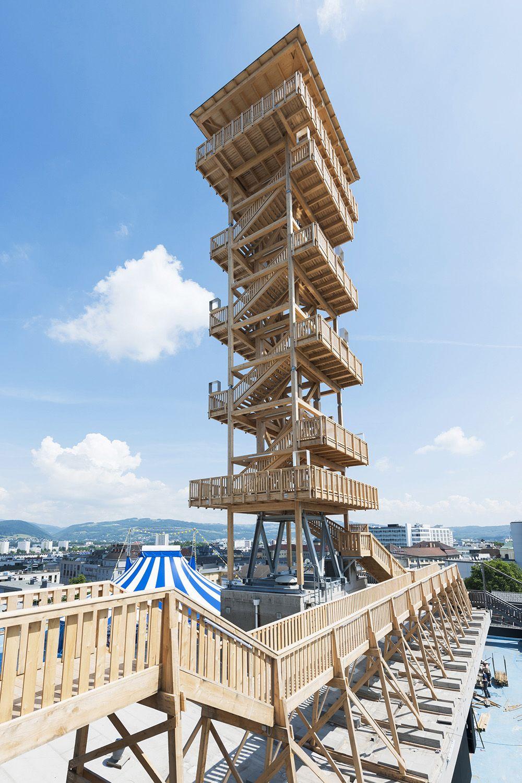 Upper Austria Tower