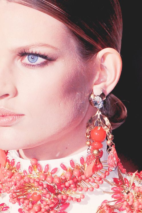 Gucci Spring 2013, MFW.  http://coolechicstylefashion.blogspot.it/  http://coolchicstyle.tumblr.com/