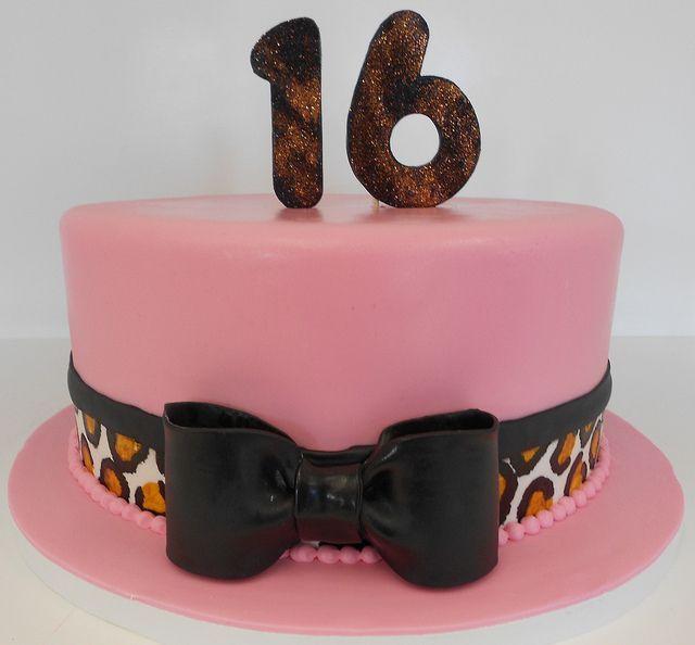 Geburtstagskuchen madchen 16