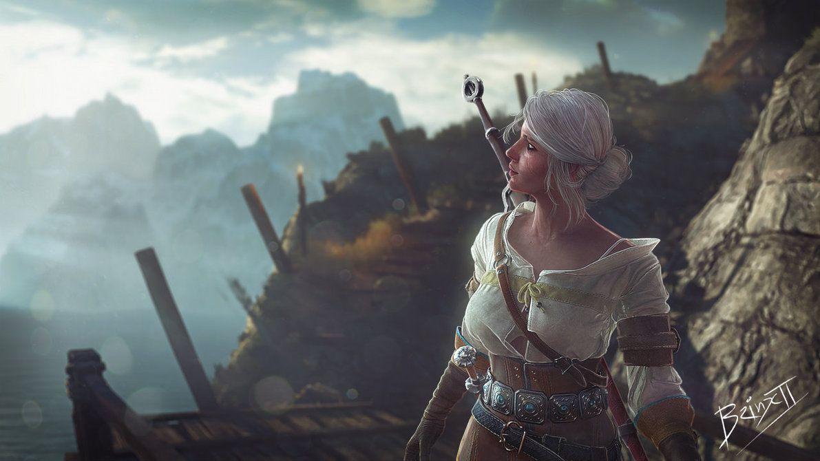 Lady Of Worlds Close-up by brinx-II.deviantart.com on @DeviantArt