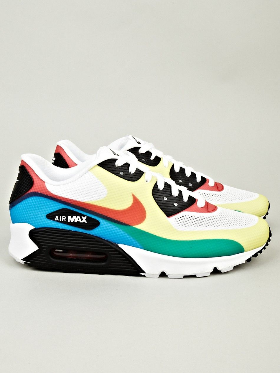 Nike Quickstrike Men's Air Max 90 Hyperfuse NRG Sneaker in