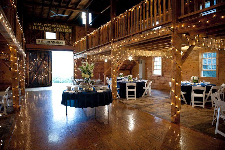 Wedding Venues Barn Party