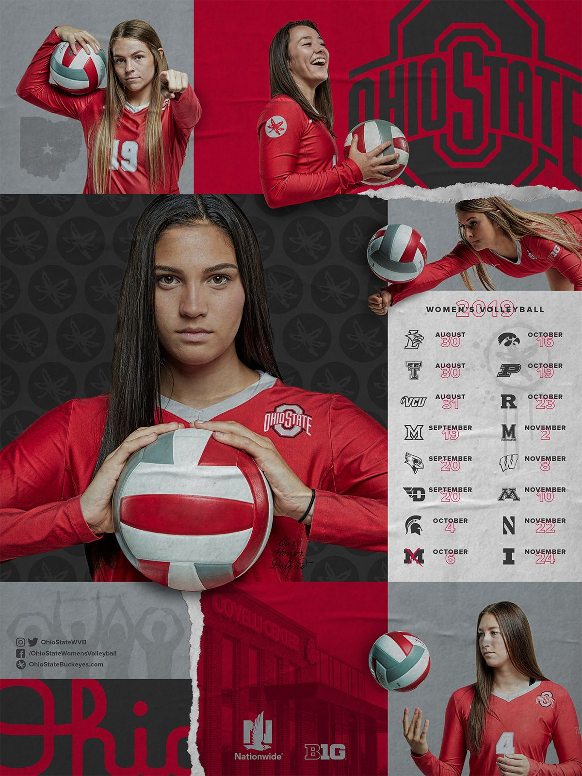 Michael Bower On Behance In 2020 Sports Graphic Design College Sports Graphics Sport Poster Design