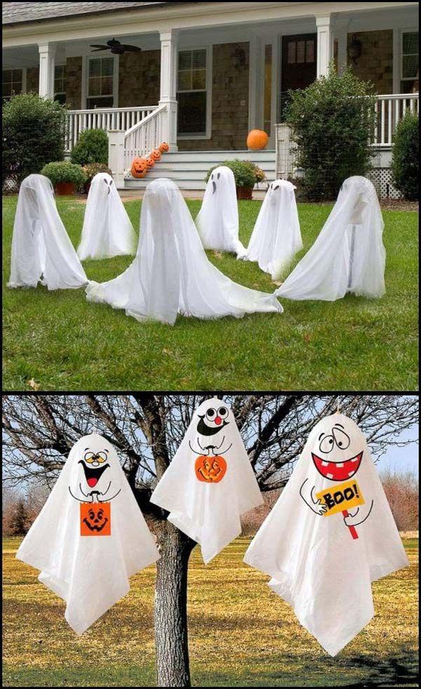 2 Outdoor Hallowen Decorating Ideas Outdoor Hallowen Decorating Ideas we are haunting you soul oooooohh aaaaaahhh