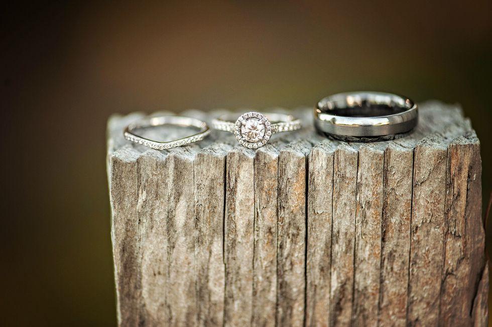 45++ Rustic wedding rings bride ideas in 2021