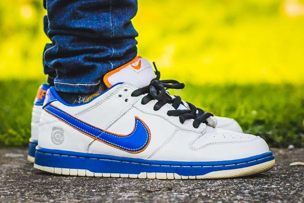 554ea662a8e0  wdywt On foot video review of these NIKE SB  DunkLow  Medicom + where to  find