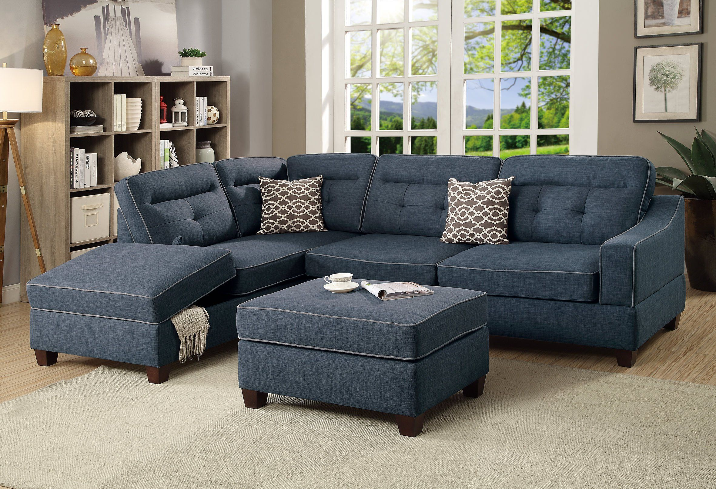 Pottery Barn Jake Sofa Set 2 Tripod Floor Lamp Pottery Barn Sofa Pottery Barn Living Room Sectional Sofa