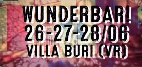 Verona: 1° Wunderbar Festival 2014 @GardaConcierge