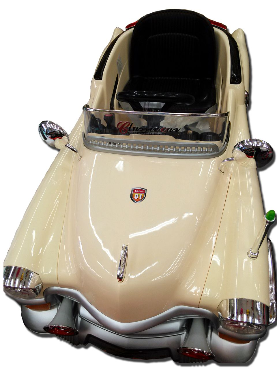 Tier One Import Children's electric toy car Classic 1912