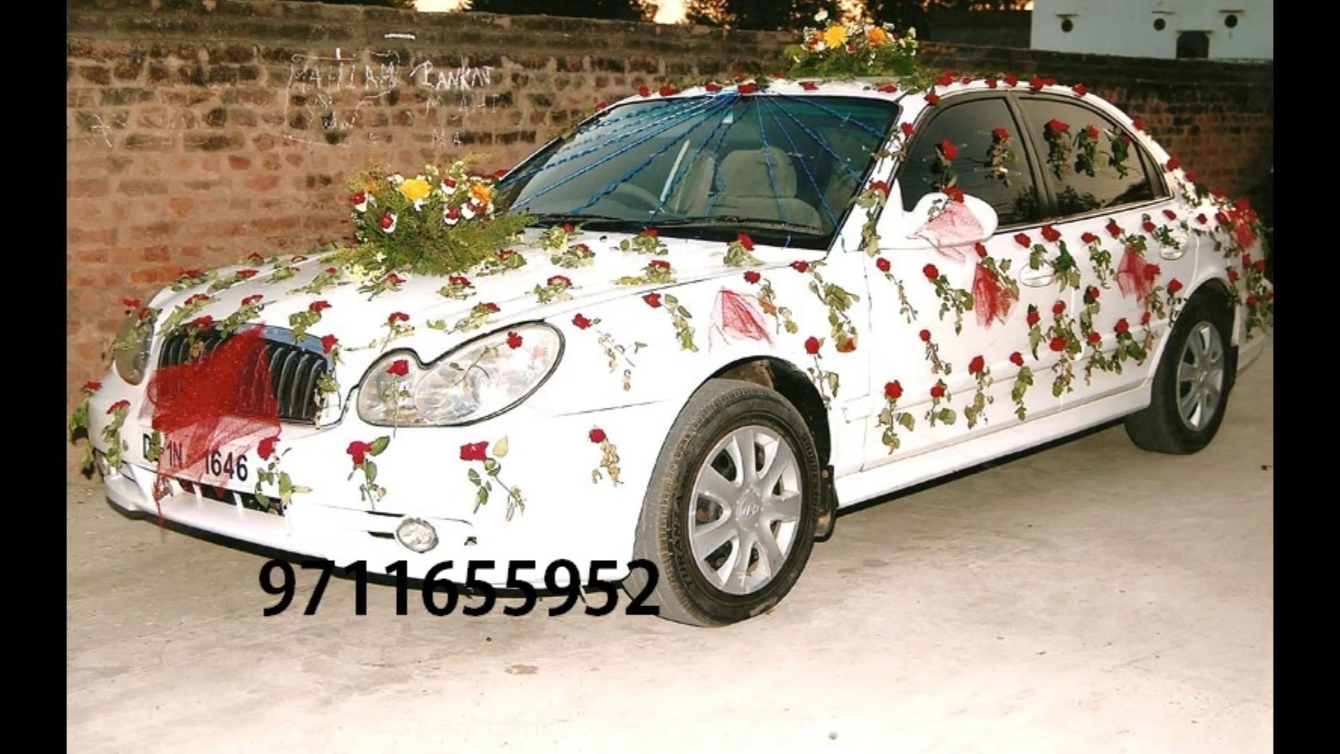 Video Wedding Car Decoration In Bangalore 9711655952 Di 2021 Mobil Pernikahan