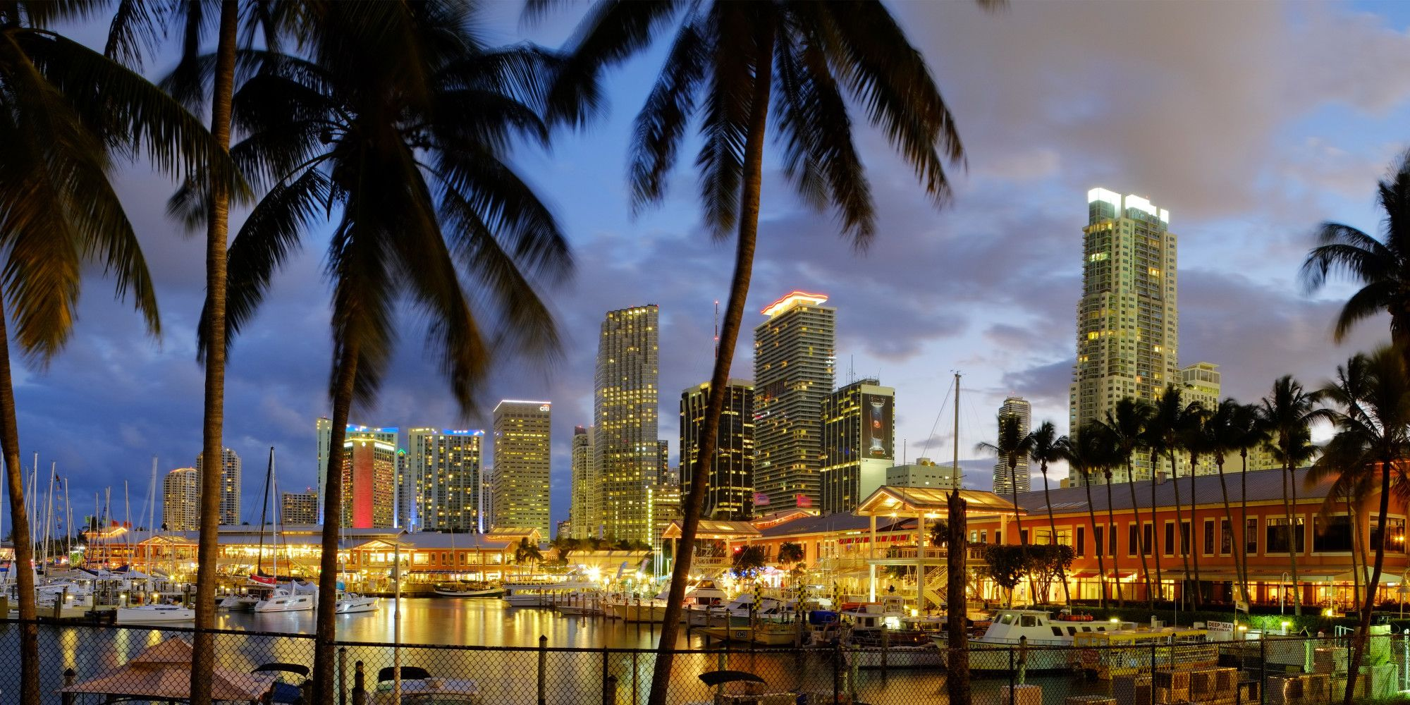 Can this be south floridas future miami skyline