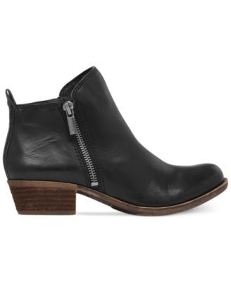 3144e8540 Lucky Brand's Basel booties are the perfect utilitarian style. You can pair  them…