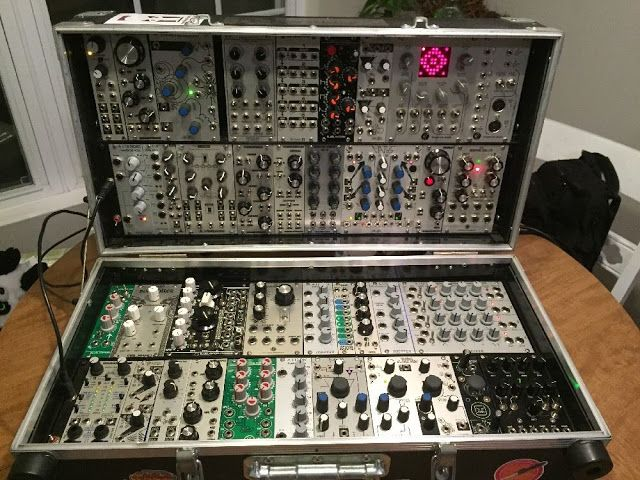 MATRIXSYNTH: Complete Euro Rack Modular Synthesizer System