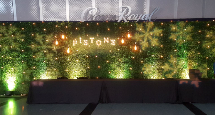 Bring Your Event To The Next Level With A Full Background