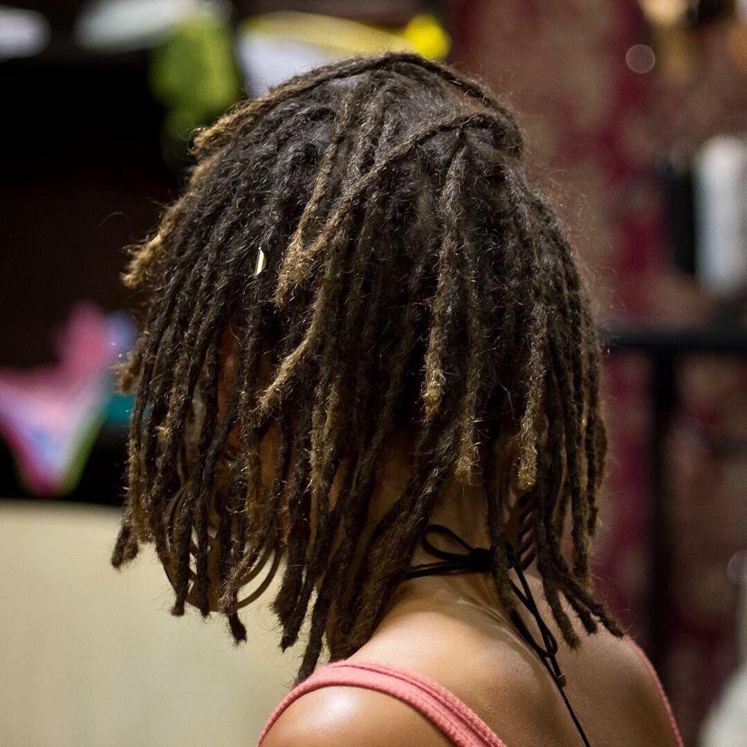 Dread Black Woman Dread Feminino Dread Cabelo