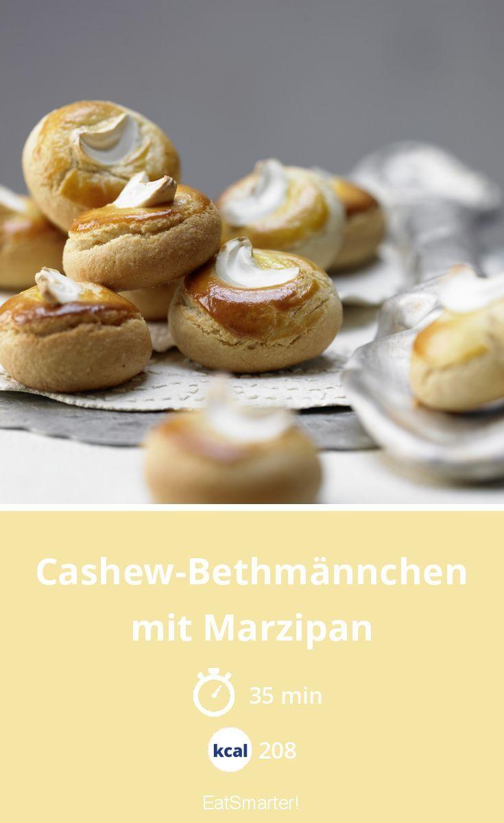 cashew bethm nnchen rezept weihnachtliche desserts. Black Bedroom Furniture Sets. Home Design Ideas