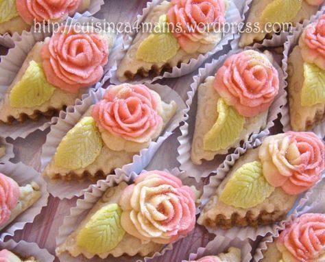 Kefta A La Rose Gateaux Algerien Pour Fete Gateaux Et
