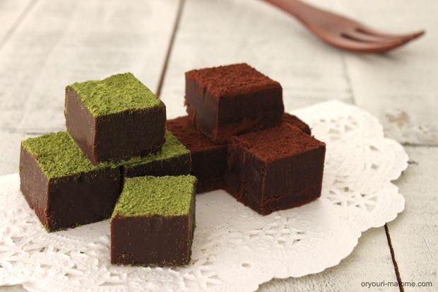 失敗しない生チョコレートの作り方をポイントを交えてわかりやすくご紹介しています! - 126件のもぐもぐ - 失敗しない!生チョコレート by ソラレピ ~シダックスの管理栄養士監修!~