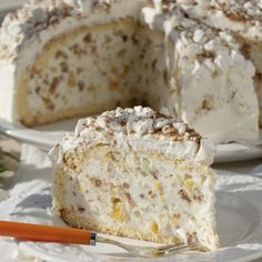 Photo of Flurries dome cake