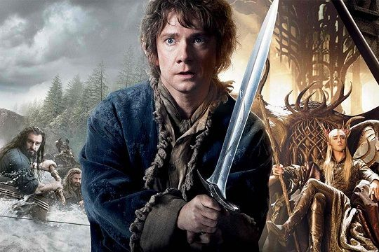 "Final Film in ""The Hobbit"" Trilogy Entitle ""The Hobbit: The Battle Of The Five Armies"""