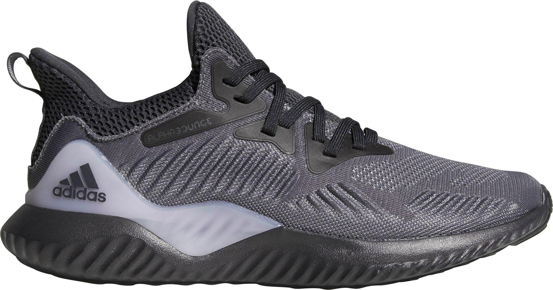 timeless design e0f1c d9041 adidas Womens Alphabounce Beyond Running Shoes, Black