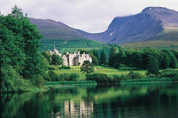 Conde Nast Luxury Hotels Scotland
