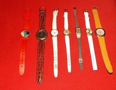 Konvolut 7 Damen Armbanduhren Damenuhren DAU - gebraucht - Ebay Küchen Kaufen