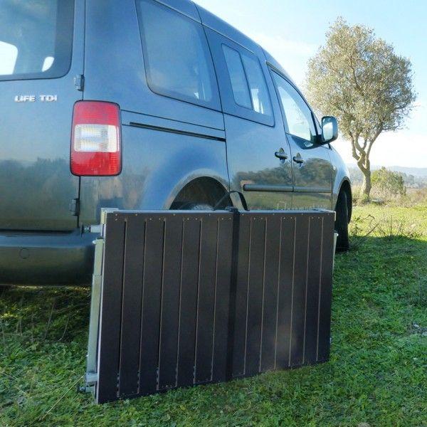 Somier Plegable Camper M180 In 2020 Volkswagen Caddy Fiat Doblo Campervan Bed